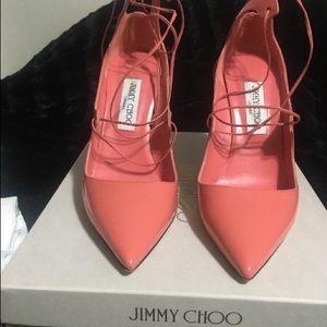Jimmy Choo shoes size nine brand new. I never wear